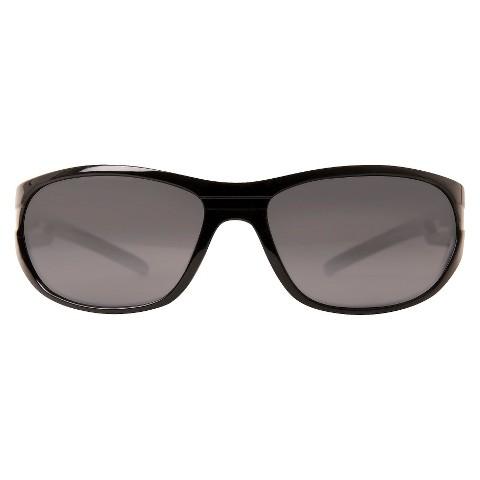 Dickies® Sport Wrap Sunglasses - Black