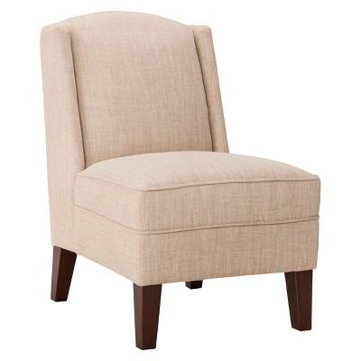 Modified Wingback Chair - Tan - Threshold™