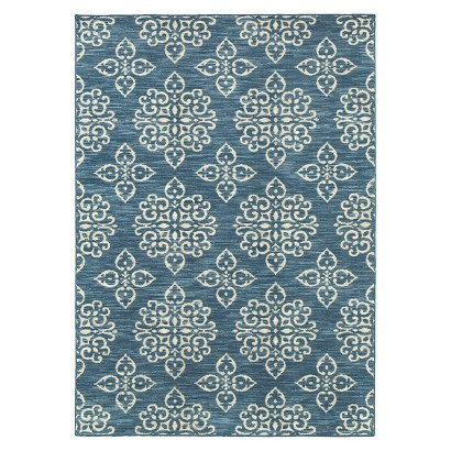 Shaw Living® Tile Area - Blue