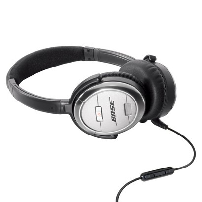 Bose®QuietComfort® 3 Acoustic Noise Cancelling® headphones - Silver