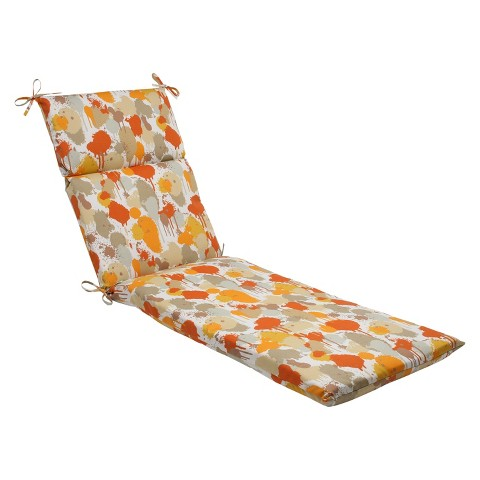 Outdoor Chaise Lounge Cushion Neddick Tar