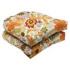 Pillow Perfect™ 2-Piece Outdoor Wicker Seat Cushions - Corona