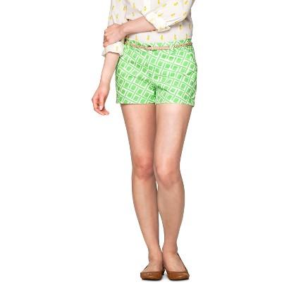 """Merona® Women's Chino 3"""" Short - Prints"""