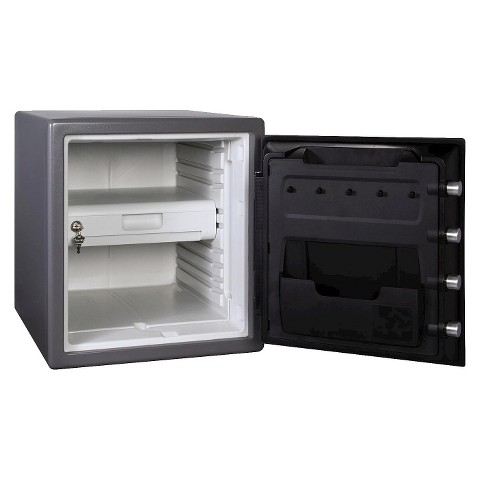 Sentry® Safe Fire/Water Electronic Lock Safe - 1.23 Cubic Feet