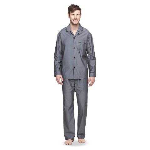 Merona® Men's Chambray Pajama Set