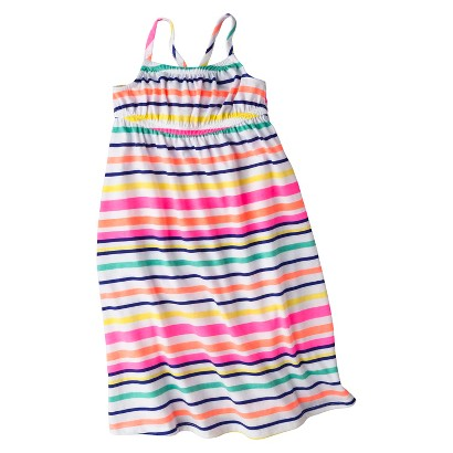 Cherokee® Infant Toddler Girls' Bow Back Maxi Dress