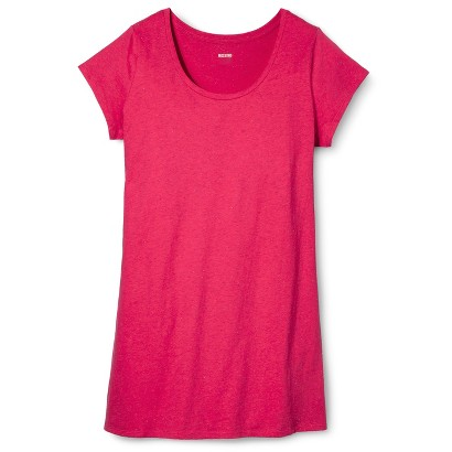 Junior's Plus Size Tee Shirt Dress