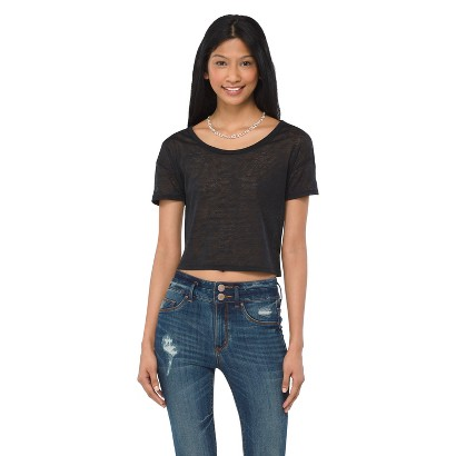 Junior's Cropped Tee