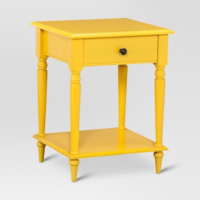 Turned Leg Accent Table - Threshold™