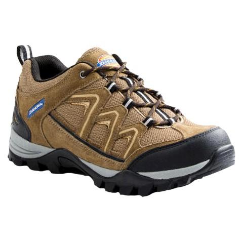 Men's Dickies® Solo Steel Toe Hiker Shoes - Brown