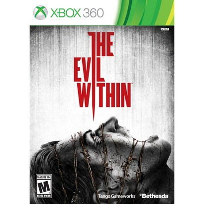 The Evil Within with The Fighting Chance Pack (Xbox 360)