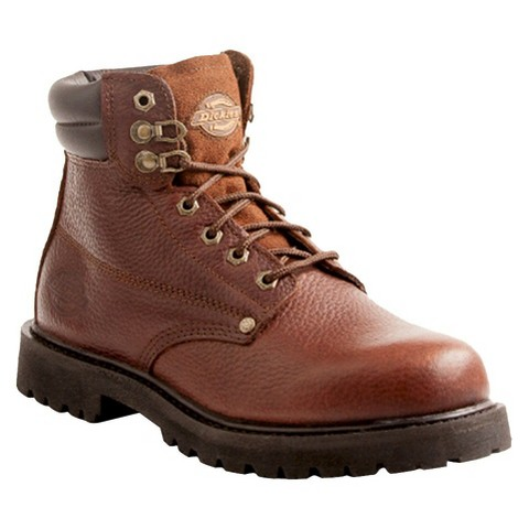 Men's Dickies® Raider Soft Toe Work Boot - Brown