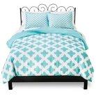 Xhilaration™ Star Reversible Comforter Set - Navy Blue (Full/Queen)