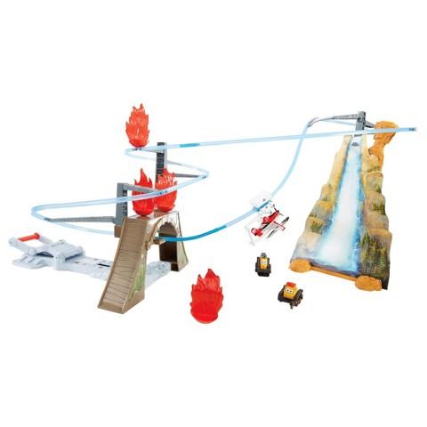 Disney Planes: Fire & Rescue Piston Peak Trackset