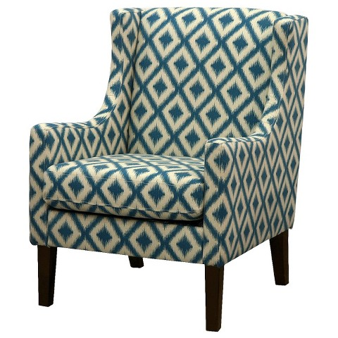 Jackson Wingback Chair - Solids