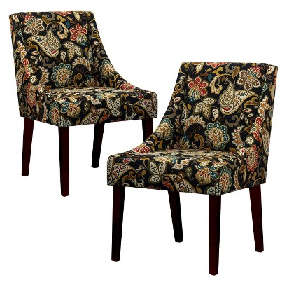 Griffin Dining Chair - Jali Java(Set of 2)