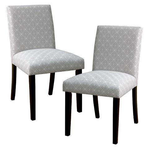 Uptown Dining Chair - Gigi Natural (Set of 2)