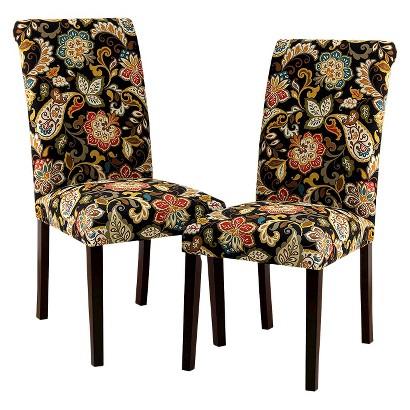 Avington Dining Chair - Jali Java (Set of 2)