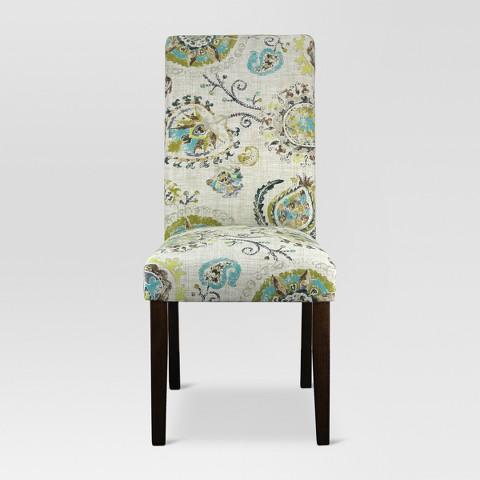 Avington Print Accent Dining Chair