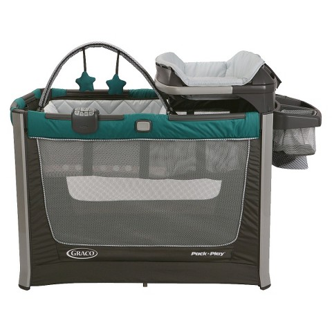 Graco Pack 'n Play Playard Smart Stations - Sapphire