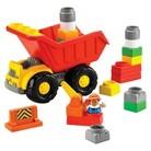 Little People Builders Build 'n Dump Truck