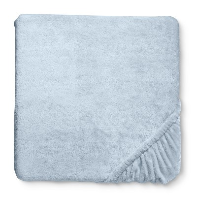 Circo® Plush Sheet - Gray
