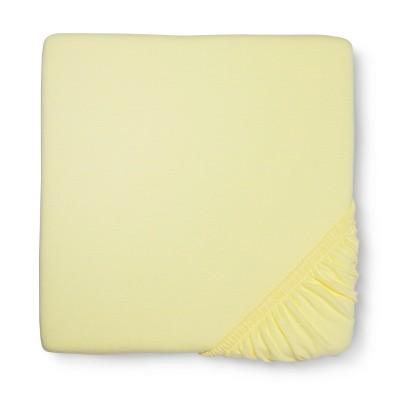Circo™ Knit Fitted Crib Sheet - Yellow