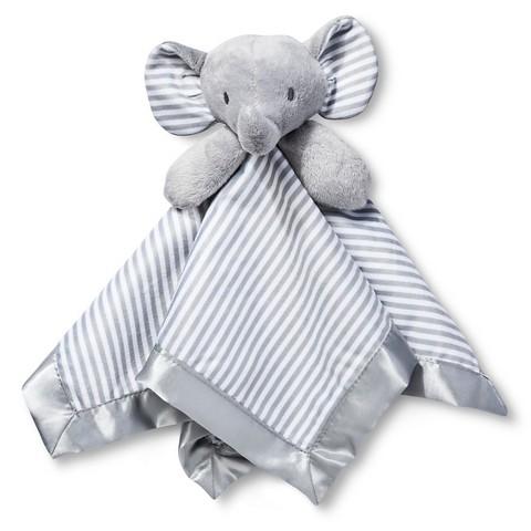 Circo Grey Elephant Security Blanket