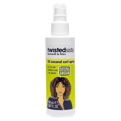 Twisted Sista Farewell to Frizz 30 Second Curl Spray - 5.07 oz
