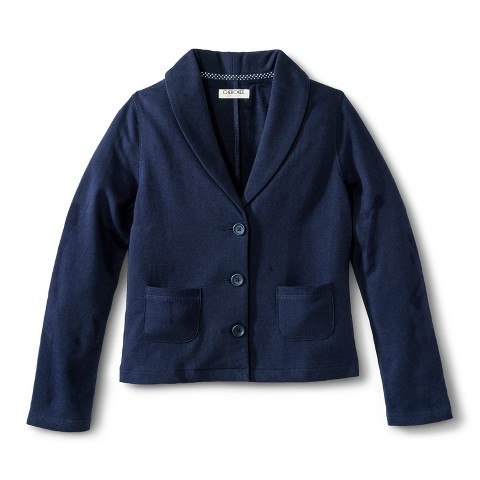 Cherokee® Girls' School Uniform Knit Blazer