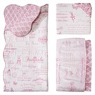 Pirouette Baby Bedding Collection