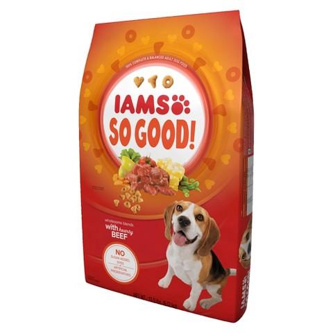 How Good Is Iams Dog Food