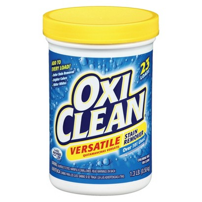 OxiClean™ Versatile Laundry Stain Remover - 23 Loads (1.3 lb)