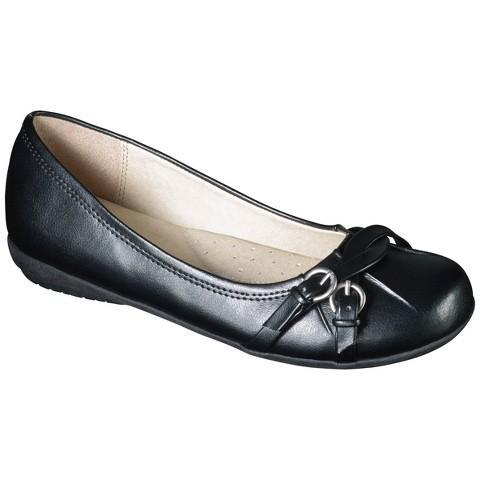 Girl's Cherokee® Gleen Ballet Flats - Black