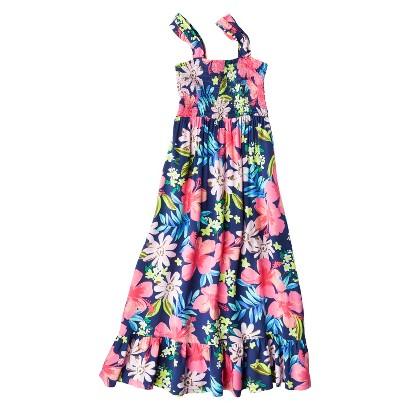 Girls' Maxi Dress