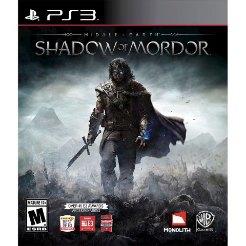 Middle Earth: Shadow of Mordor (PlayStation 3)