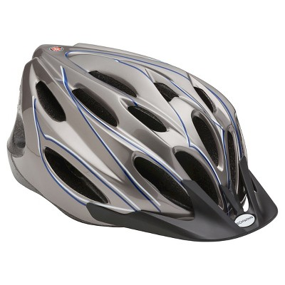 Schwinn Adult Trailway Helmet- Silver
