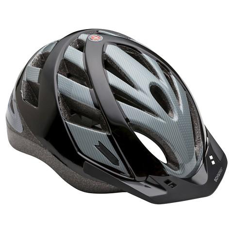 Schwinn Men's Adult Helmet - Ridge Black Gray