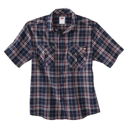Dickies® Men's Short Sleeve Button Down