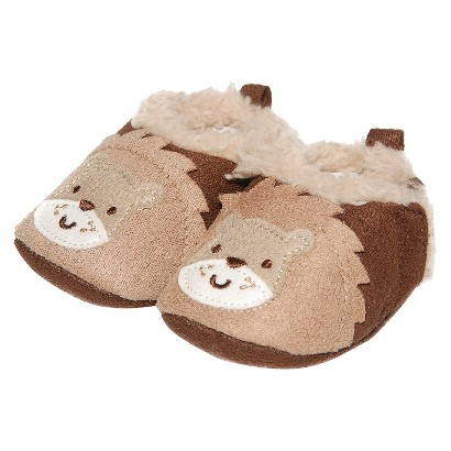 Just One You™Made by Carter's® Newborn Boys' Lion Slipper - Brown NB