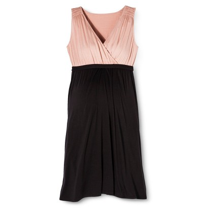 Maternity Sleeveless V Neck Dress-Liz Lange® for Target®