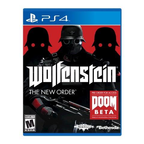 Wolfenstein: The New Order (PlayStation 4)