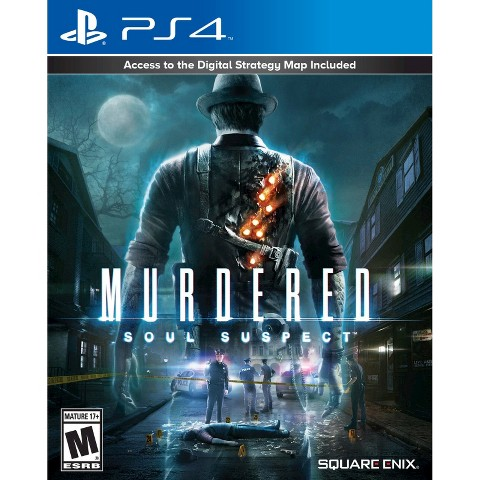 Murdered - Soul Suspect (PlayStation 4)