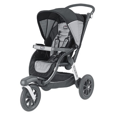 Chicco Activ3 Jogging Stroller - Legend