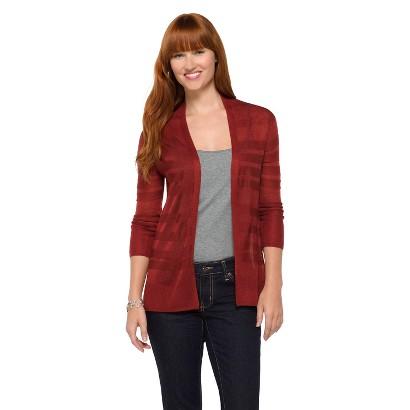 Merona® Women's Open Layering Cardigan Sweater - Solids