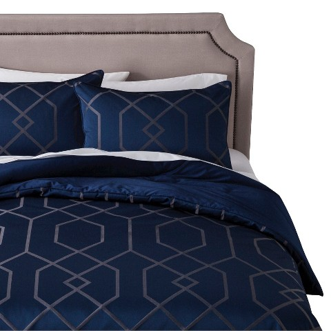 Modern Geometric Comforter Set