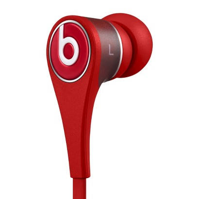Beats by Dre Tour In-Ear Headphones - Red