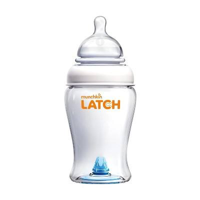 Munchkin LATCH™ 1pk 8oz BPA Free Baby Bottle