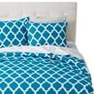 Brights Quilt Set - Blue