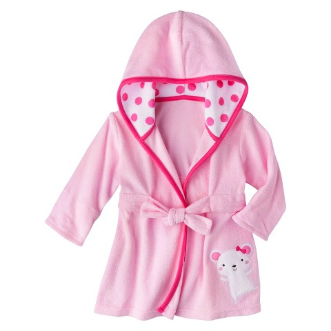 Just One You™Made by Carter's® Newborn Girls' Mouse Robe - Pink